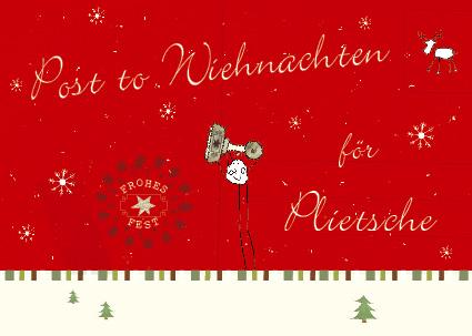 Frohe Weihnachten Plattdeutsch.Plattdeutsche Weihnachtskarten Website Der Firma Luett Stina